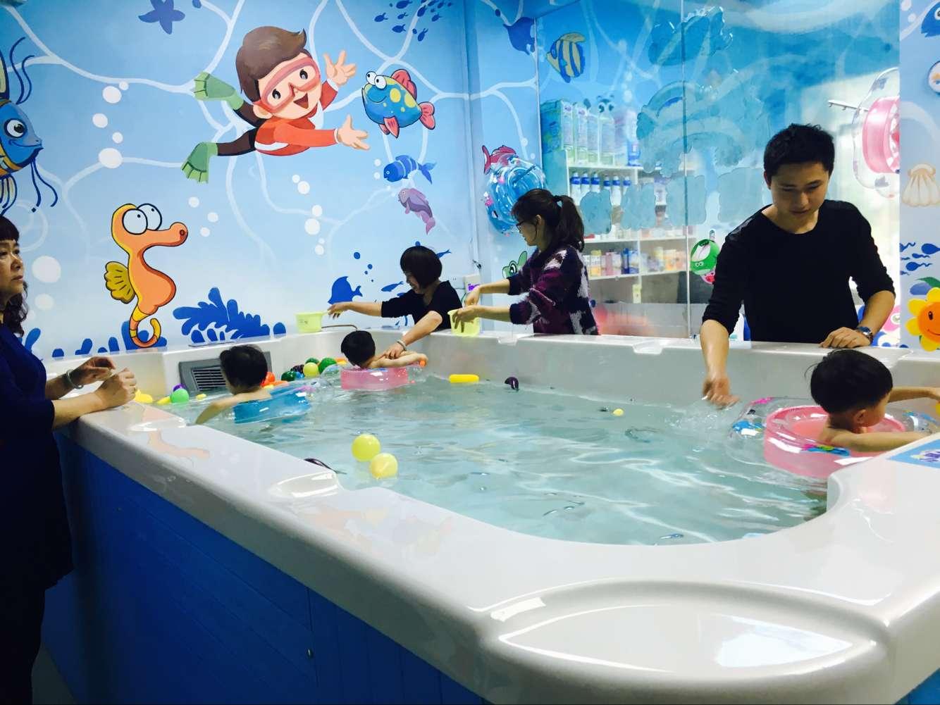 兒童游泳館加盟賺錢嗎