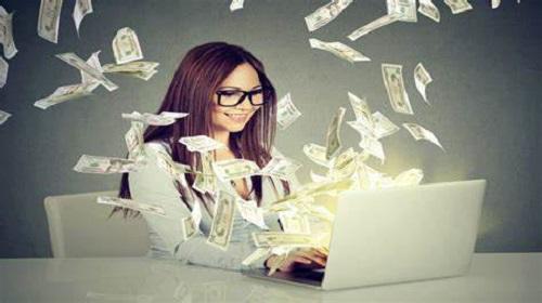 女人在網上干什么最容易賺錢?