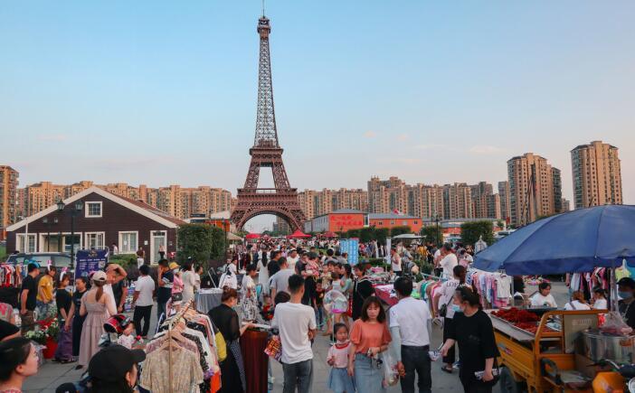 现在北京哪里可以摆地摊?适合北京摆地摊的生意介绍  第1张